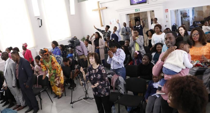 Le Saint-Esprit et la vie de l'église
