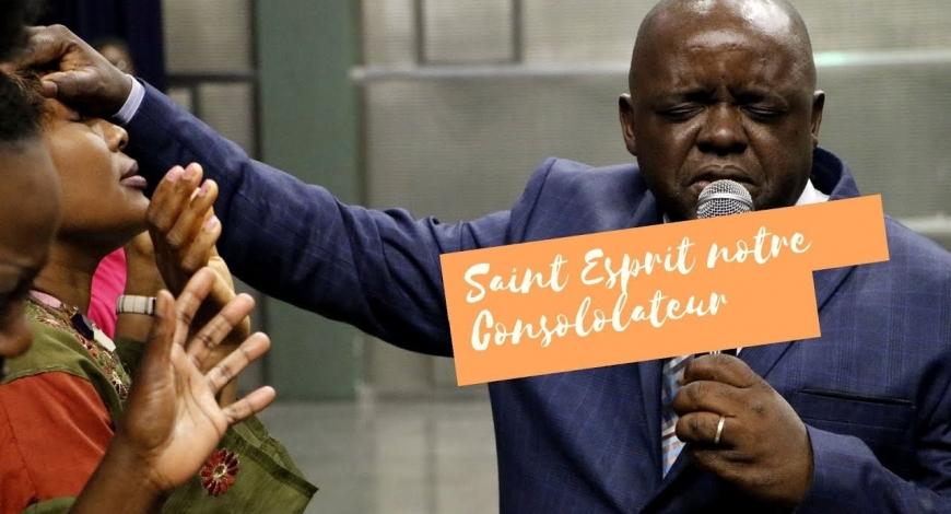 Le Saint Esprit notre consolateur