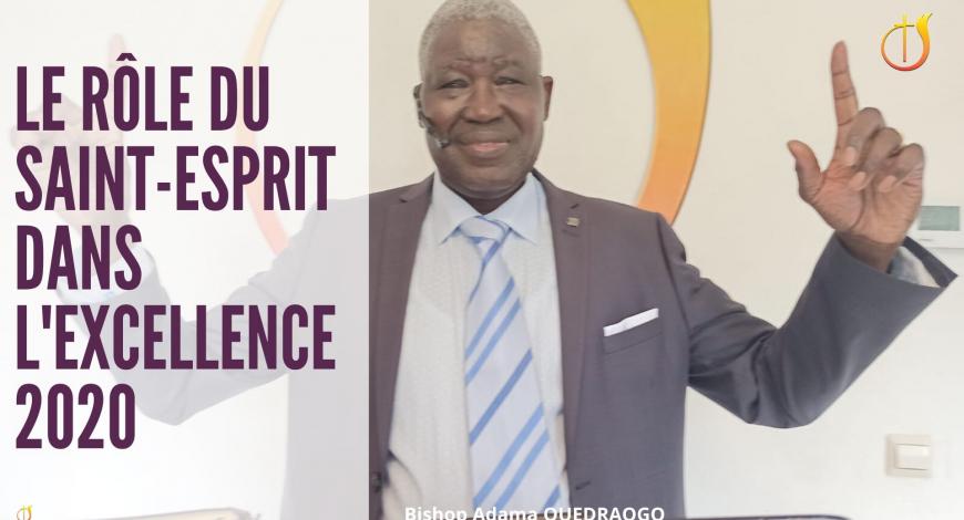 Le rôle du Saint Esprit dans l'excellence 2020